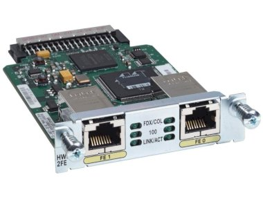 Модуль Cisco HWIC-2FE