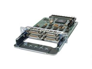 Модуль Cisco HWIC-4A/S