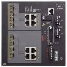 Коммутатор IE-4000-4TC4G-E