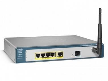 Маршрутизатор Cisco SR520W-ADSL-K9