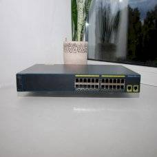 Коммутатор Cisco WS-C2960-24TT-L