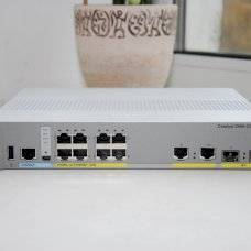 Коммутатор Cisco WS-C2960CX-8PC-L