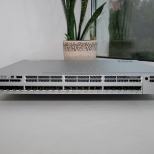 Краткий обзор коммутатора WS-C3850-24S-E от компании Cisco
