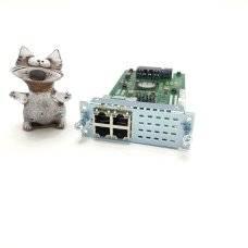 Модуль расширения Cisco NIM-ES2-4=