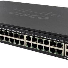 Коммутатор CiscoSB SG350X-24MP-K9-EU