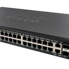 Коммутатор CiscoSB SG350X-48MP-K9-EU