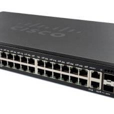 Коммутатор CiscoSB SG350X-48P-K9-EU