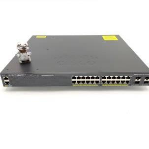 Коммутатор Cisco WS-C2960XR-24TS-I