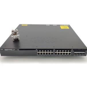 Коммутатор Cisco WS-C3650-24PS-E