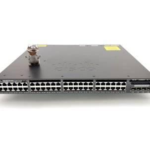Коммутатор Cisco WS-C3650-48TS-L