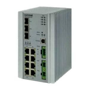 Коммутатор Comnet CNGE3FE8MSPOE/24