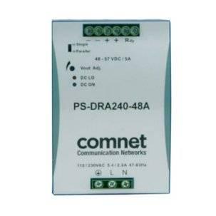 Блок питания Comnet PS-DRA240-48A