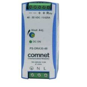 Блок питания Comnet PS-DRA30-48A