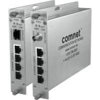Коммутатор ComNet CLFE4+1SMSPOEU
