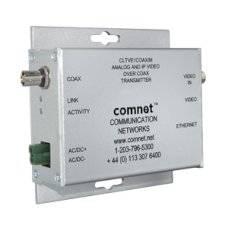 Медиаконвертер ComNet CLRVE1COAX