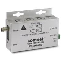 Медиаконвертер ComNet CNMCFESFPPoE60/m