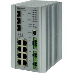 Коммутатор ComNet CNGE3FE8MS