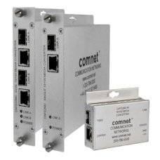 Медиаконвертер ComNet CNMCSFP
