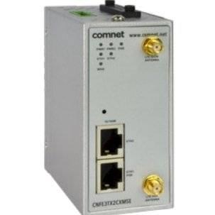 CNFE3TX2CXMSU- Промышленный интернет шлюз с мобильной связью 4G от ComNet.