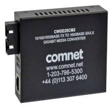 Медиаконвертер ComNet CWGE2SCS2