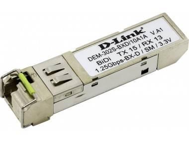 Трансивер D-Link DEM-302S-BXD/10