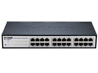 Коммутатор D-Link DES-1100-24/A2A