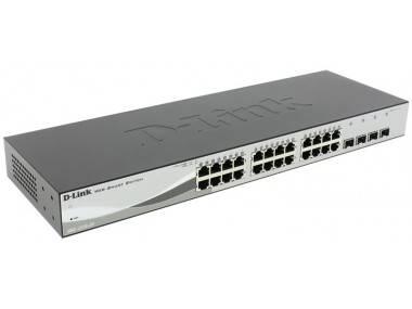 Коммутатор D-Link DES-1210-28/C1A
