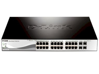 Коммутатор D-Link DES-1210-28P/B1A