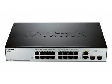 Коммутатор D-Link DES-3200-18/C1A