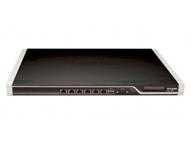 Межсетевой экран D-Link DFL-1660/FSTEK