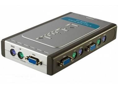 Коммутатор D-Link DKVM-4K/A7B