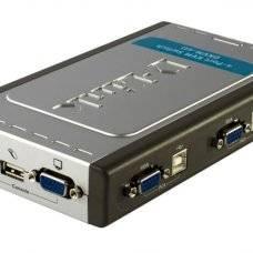 KVM-переключатель D-Link DKVM-4U от производителя D-Link