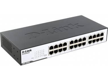 Коммутатор D-Link DL-DES-1024D/F1A