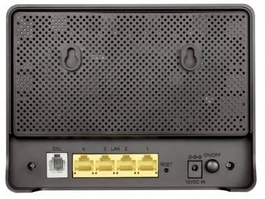 Маршрутизатор D-Link DSL-2750U/B1A/T2A