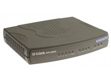 Шлюз D-Link DVG-5004S/C1A
