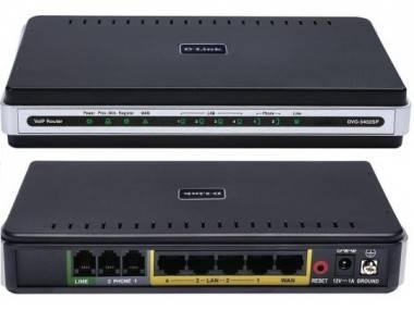 Шлюз D-Link DVG-5402SP/RU