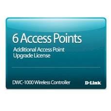Лицензия D-Link DWC-1000-AP6