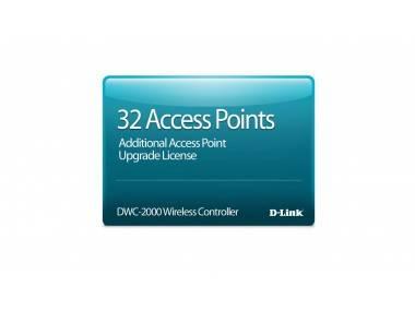 Лицензия D-Link DWC-2000-AP32