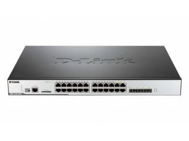 Коммутатор D-Link DWS-3160-24PC
