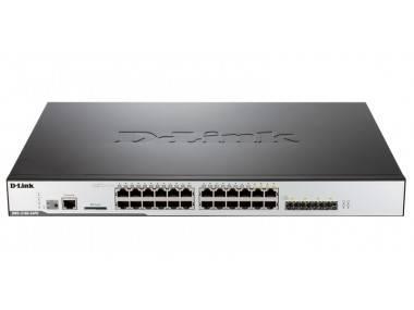 Коммутатор D-Link DWS-3160-24PC/A2A