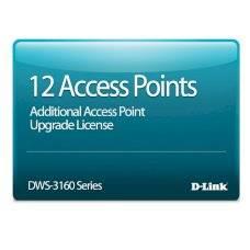 Лицензия D-Link DWS-3160-24TC-AP12