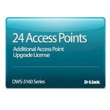 Лицензия D-Link DWS-3160-24TC-AP24