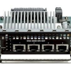 Модуль D-Link DXS-3600-EM-4XT