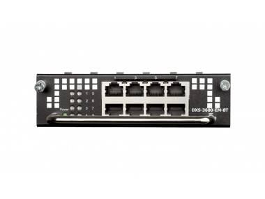 Модуль D-Link DXS-3600-EM-8T