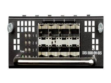 Модуль D-Link DXS-3600-EM-8XS