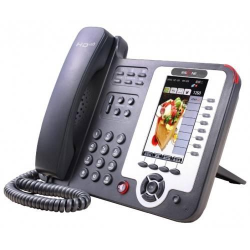 IP телефон Escene ES620-PE