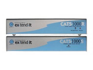 Комплект Gefen EXT-CAT5-1000