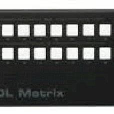 Коммутатор Gefen GEF-DVI-848DL-PB