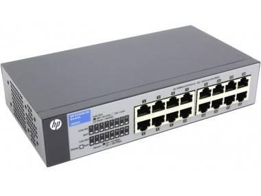 Коммутатор Hewlett-Packard J9662A