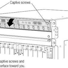 Интерфейсный модуль Juniper CRAFT-MX960-S